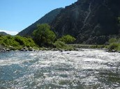 The fact about the White River