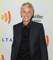 Ellen Degeneres at the 2014 GLAAD Awards