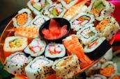 El Sushi más rico de Japón