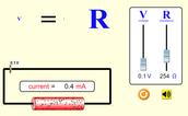 0.1 v, 0.4 amps, 254 Ω