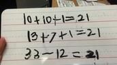 More first grade math