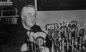 FDR Radio Chats 1920s Great Depression