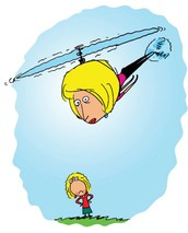What is a helicopter parent?...