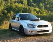 My Subaru.
