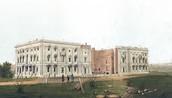Rebuilding the White House