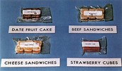 Astronaut Sandwiches