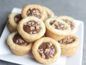 ALMOND TUILE COOKIE CUPS