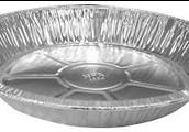 Disposable Pie Pan