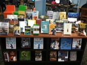Many New Titles Here in the Library