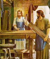 Jesus as a Carpenter