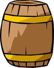 barril-barrel