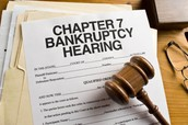 Why and when would you choose chapter 7 bankruptcy?