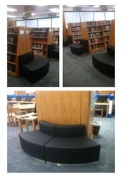 MacArthur HS Library