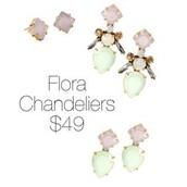 Flora Chandeliers