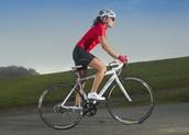 Female Cycling