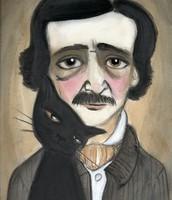 Edgar Allen Poe and Pluto