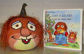 Favorite Book Character Pumpkin Decorating Contest