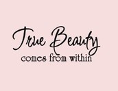 How do we, as Christians, define beauty?