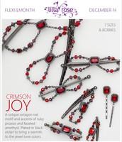 Crimson Joy December Flexi of the Month