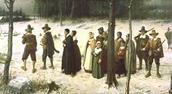 New England [Puritans]