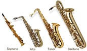 Saxophone Auditions