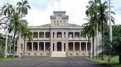 Hawaii's Palace