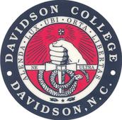 #1 Davidson College