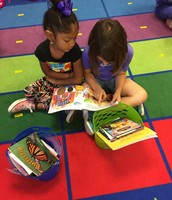 Learning About Read to Someone