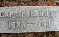 Captain E. E. Nutt 1862
