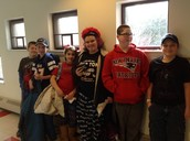 RCS Student Council School Spirit Day