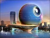 The Circle eye hotel