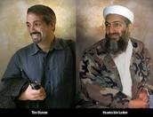 Former CIA Agent Tim Osman Portrayed As Osama bin Laden