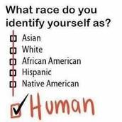 Race? What Race ?!?!
