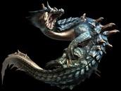 Serpiente marina.