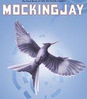 """Mockingjay"" the third book"