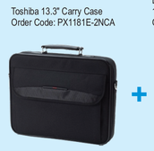 Toshiba Carry Case