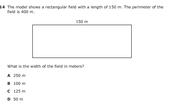 TEKS 4.5D Released Question