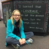 Julia Humphrey wins NC 2016 Young Author Contest!