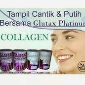 Collagen ,Gluta Drink dan MR PRO (Madu Murni)