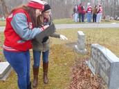 Academy II Cemetery Population Count