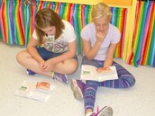 Partner Reading Leveled Readers