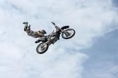 motocross tricks