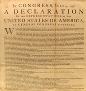 the deceleration of independence