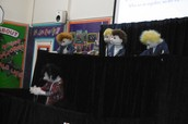 Vision visiting us in assembly.
