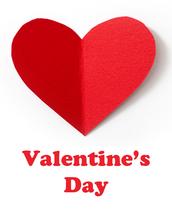 Valentines Exchange Feb 12th