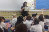 Mrs. Lana's Read Aloud