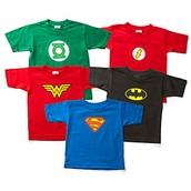 Wednesdays are Superhero Day!