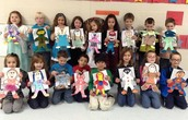 1st Graders Show off their Great Work!