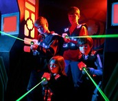 Larry's Battlefield (Laser-tag)
