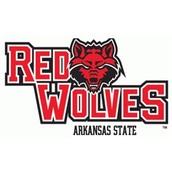 #1 Arkansas State